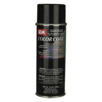 Install Bay® - SEM™ Color Coat, Landau Black, 12 Oz
