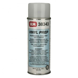 Install Bay® - SEM™ Color Coat Vinyl Preparation Aerosol, 16 Oz