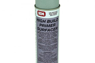 Install Bay® - SEM™ High Build Primer, Gray, 16 Oz