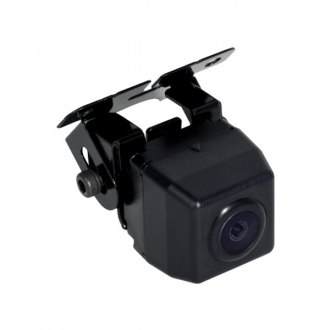 Install Bay® - Small Square Back-up Camera with Defeatable Parking Assistant Lines