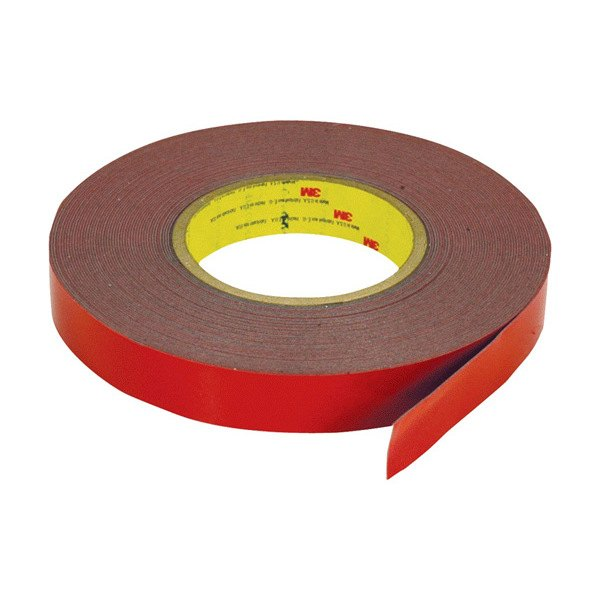 "Install Bay® - 3M™ 7/8"" x 20 Yards Double Coated Foam Tape, Each"