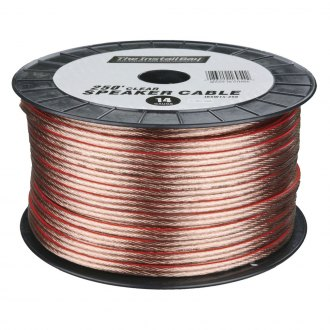Install Bay® - Clear Value Line Speaker Wire
