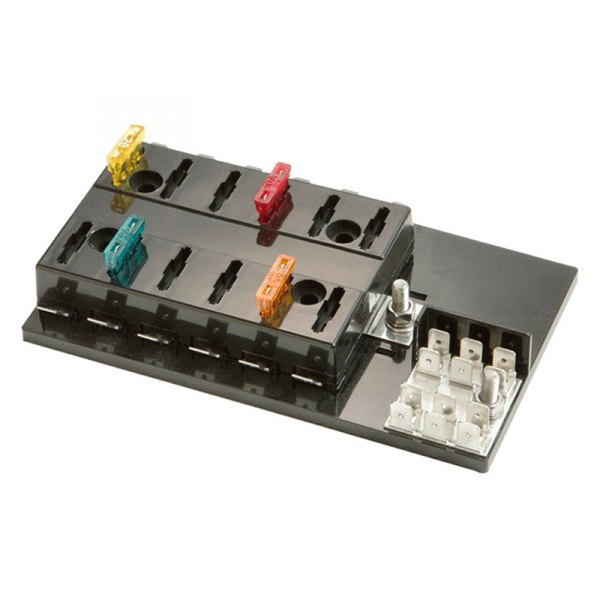 Fuse Box Installation Cost : Install bay position atc fuse panel with grounding pad