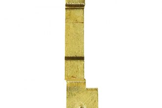 Install Bay® - 0.250 ATC Fuse Tap Solid Brass Over Leg (100 Per Pack)