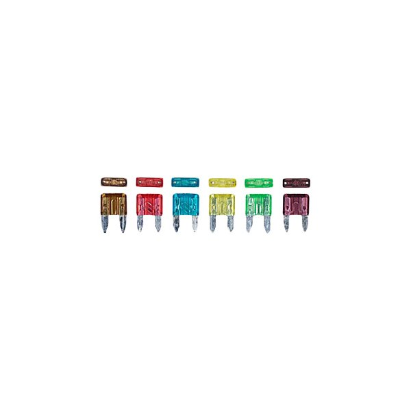 Install Bay® - 7.5/10/15/20/30/40 Amp Assorted ATM Fuses (24 Per Pack)