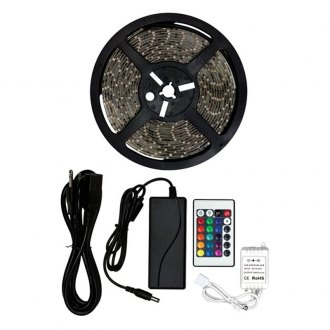 Install Bay® - 5m Remote Control Multicolor LED Strip Kit