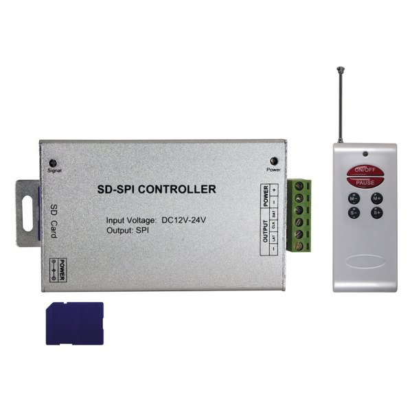 Install Bay® - Controller with SD Card