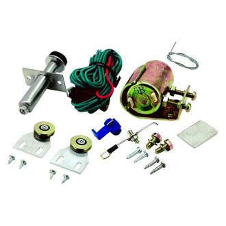 Install Bay® - 2 Door Popper and Solenoid
