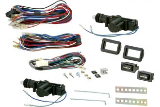 Install Bay® - 2 Door Power Kit with Unlock/Lock Kit with Harness