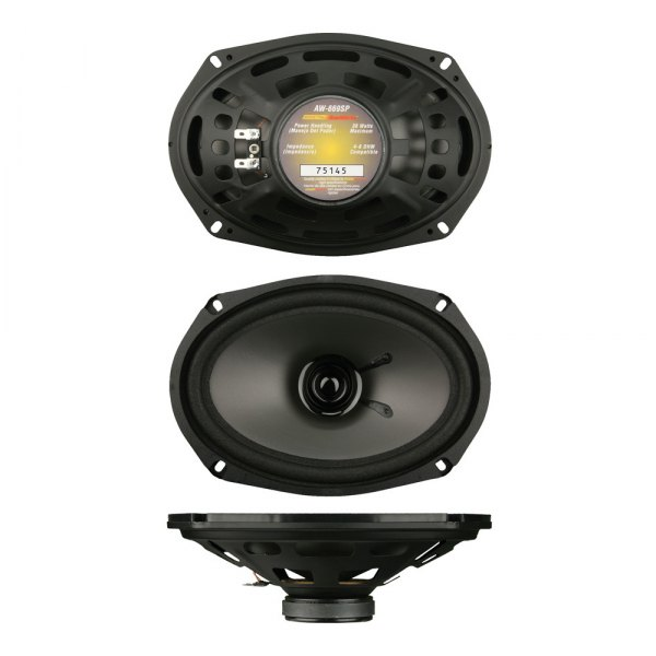 "Install Bay® - 6"" x 9"" 2-Way High Performance OEM Replacement Series Speaker"