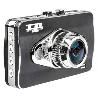 Instant Proof® - Dash Camera with 2.7'' Screen