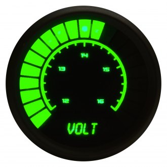 "Intellitronix® - 2-1/16"" LED Digital Voltmeters"