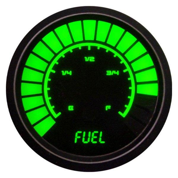 Fuel Level Gauge Green Intellitronix Corp