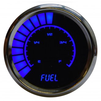"Intellitronix® - 2-1/16"" LED Bargraph Fuel Level Gauges"