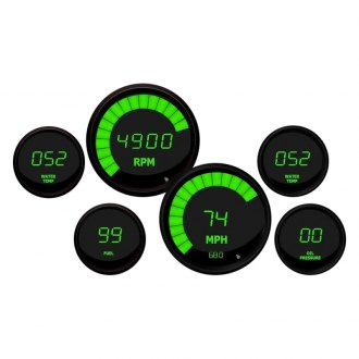 Intellitronix® - LED Digital Gauge Kits