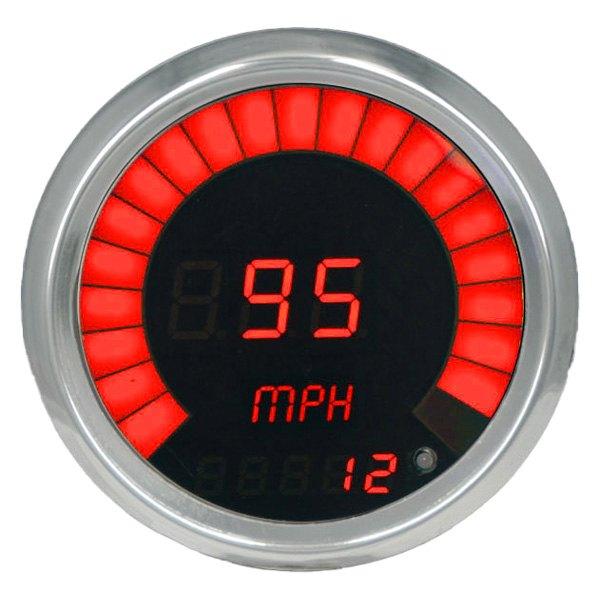 Intellitronix Led Digital Gauges : Intellitronix ms r led digital bargraph speedometer