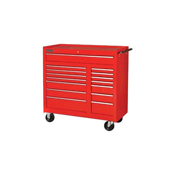 International Tool Boxes® CFB-4215RD - Classic Series 15-Drawer ...