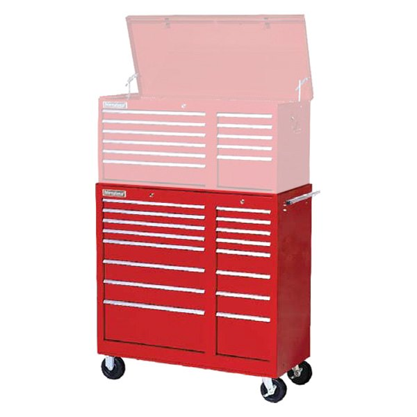International Tool Boxes® CFB-4216RD - Classic Series 16-Drawer ...
