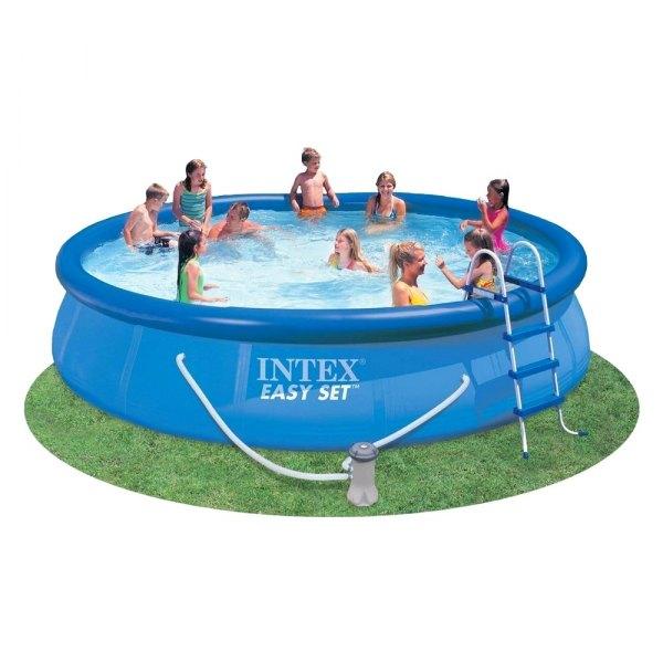 Intex Easyset Above Ground Swimming Pool