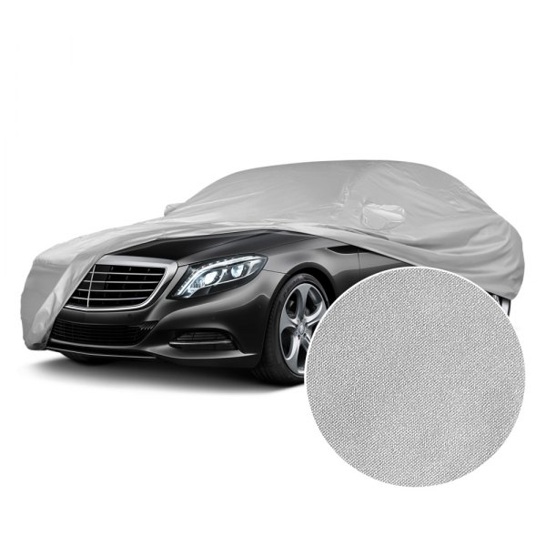 Intro-Tech® - Intro-Guard™ Silver Custom Car Cover