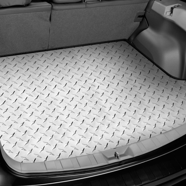 Intro Tech Diamond Plate Cargo Mat