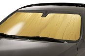 Intro-Tech® - Custom Gold Auto Shade™ Car
