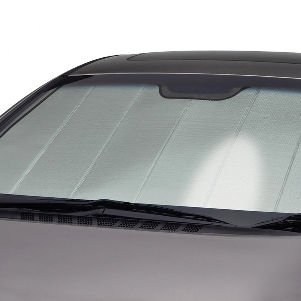 Image may not reflect your exact vehicle or part ! Intro-Tech® - Custom Premium™ Folding Auto Shade Car