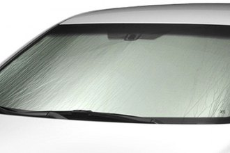 Image may not reflect your exact vehicle or part! Intro-Tech® - Custom Silver Auto Shade™