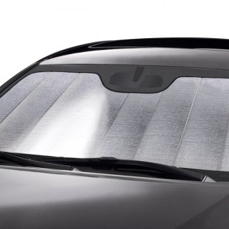 Intro-Tech® - Ultimate Reflector™ Custom Folding Silver Auto Shade