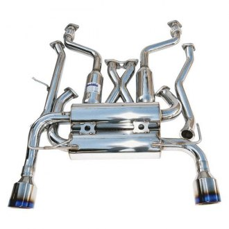 Invidia® - Gemini™ Stainless Steel Cat-Back Exhaust System