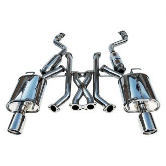 Invidia® - Q300 Stainless Steel Exhaust System