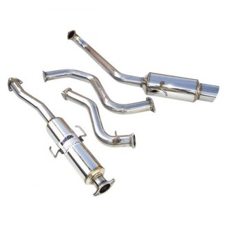 Invidia® - N1™ Stainless Steel Cat-Back Exhaust System with Single Rear Exit