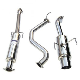 Invidia® - N1 304 SS Cat-Back Exhaust System with 304 SS Tip