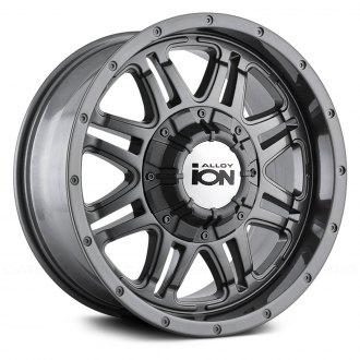 ION ALLOY® - 186 Gunmetal