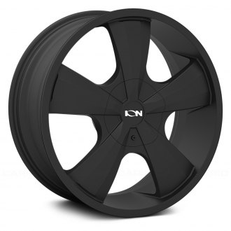 ION ALLOY® - 103 Satin Black