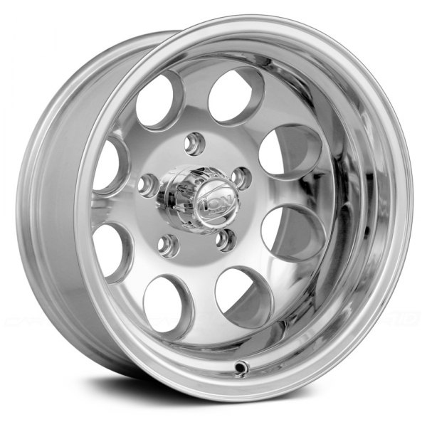 Ion Alloy 171 Polished Silver