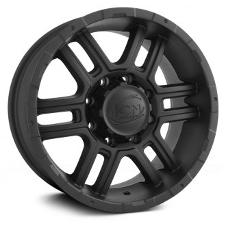 ION ALLOY® - 179 Matte Black