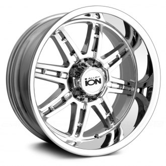 ION ALLOY� - 183 Chrome