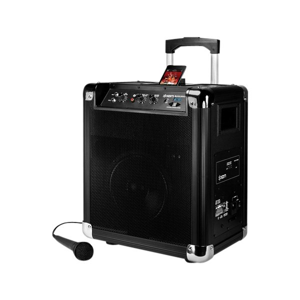 portable speakers system. ion® - block rocker portable speaker system speakers .