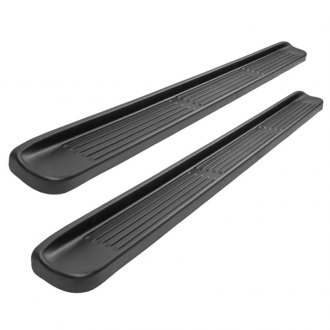 Ionic Automotive® - Factory Style Running Boards with Black Trim