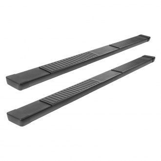 Ionic Automotive® - 51 Series Running Boards with Black Trim
