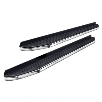 "Ionic Automotive® - 6"" CXV Wheel-to-Wheel Running Boards"
