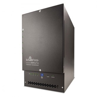 ioSafe® - 1515+ NAS Server With WD Red Hard Drives