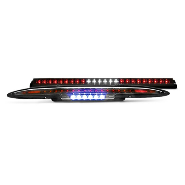 IPCW® - Bermuda Black Mega LED 3rd Brake Light