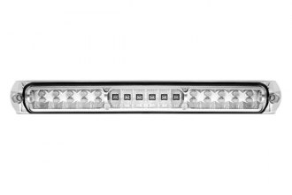 IPCW® - Crystal Clear LED 3rd Brake Light with Clear Caps