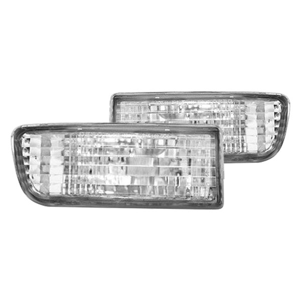 IPCW® - Chrome Factory Style Turn Signal / Parking Lights