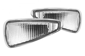 IPCW® - Chrome Euro Bumper Lights