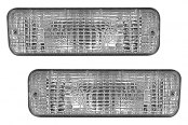 IPCW® - Chrome Bumper Lights