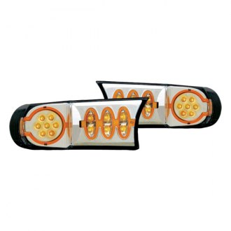 IPCW® - Chrome LED Bumper Lights