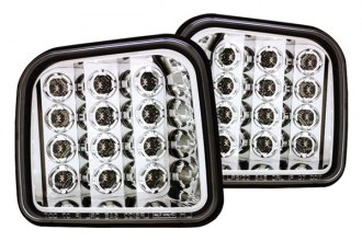 IPCW® - Chrome LED Turn Signal / Corner Lights